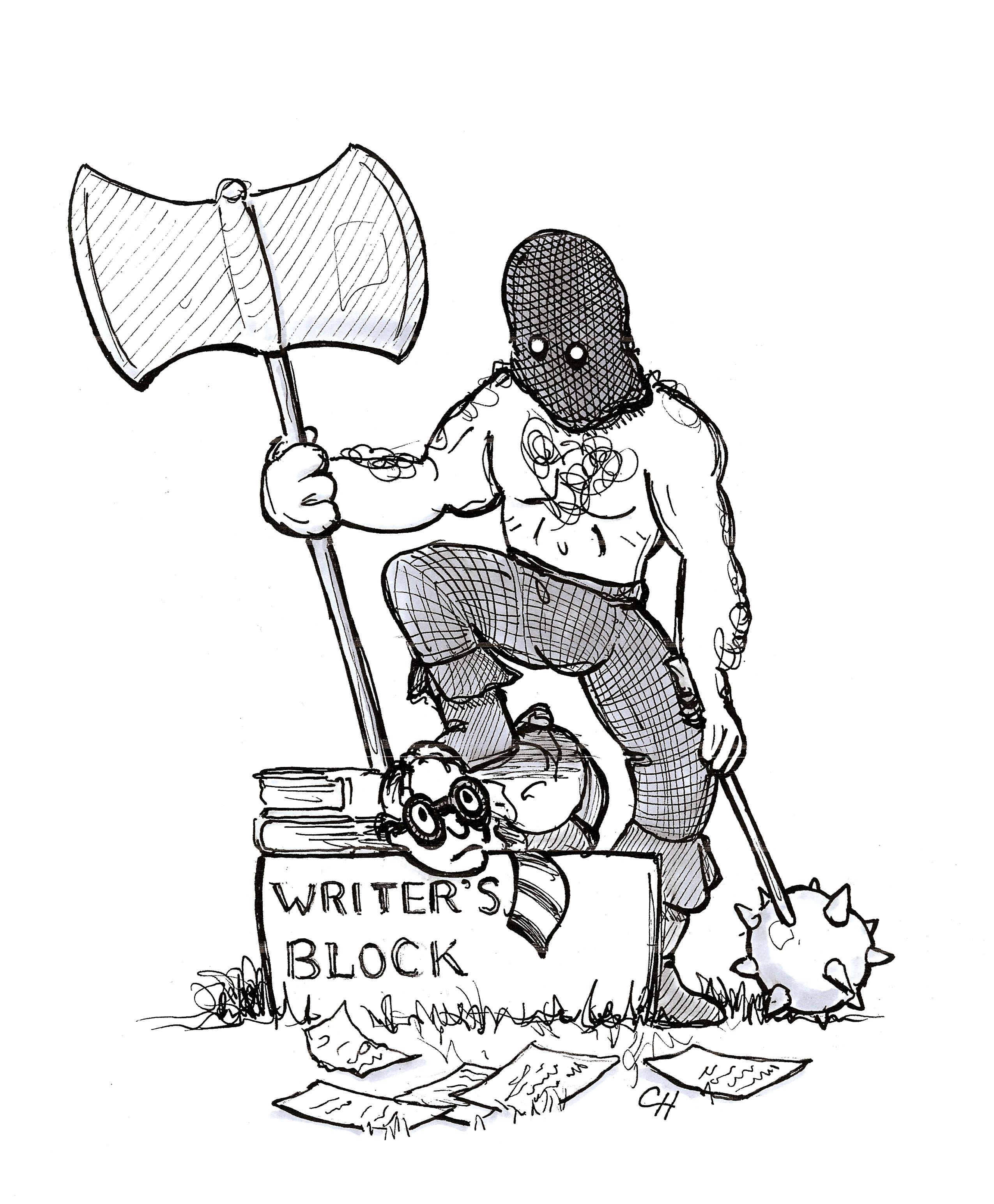 Writer's Block!?