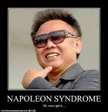 napolean syndrome