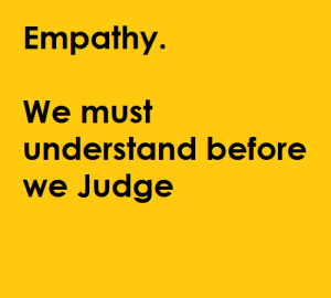 a empathy words