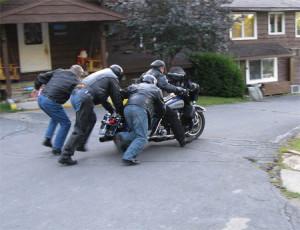 aaa motor cycle
