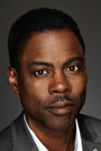 Chris Rock, by Daniel Bergeron