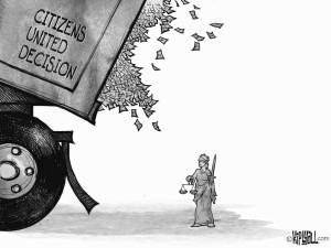 Citizens-United-dump-truck