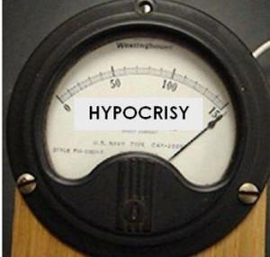 hypocracy-meter