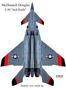 AAAA iteration of F-44