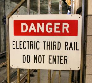 third-rail