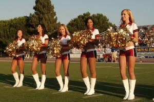 aaa cheerleaders