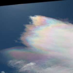 rainbow clouds